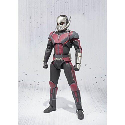 Bandai S.H. Figuarts Captain Captain Captain America (Civil War) Ant-Man Action Figure 8f598e