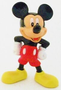 MICKEY-MOUSE-Disney-CLUBHOUSE-PVC-PLAYSET-FIGURE-Birthday-Party-Toy-FIGURINE