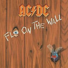 AC/DC Fly On The Wall CD NEW 2003 Digitally Remastered Metal