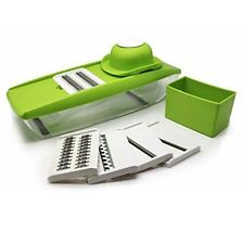 5 in 1 Compact Mandoline Food Slicer from Twinzee® - slices and shreds fruits an