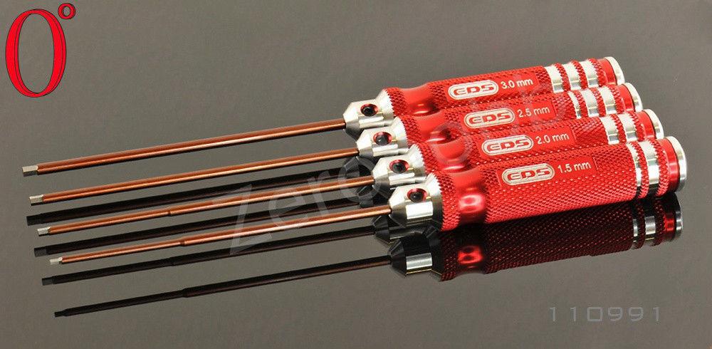 EDS Allen Wrench Set - Metric Sizes 4 pcs-EDS-110991
