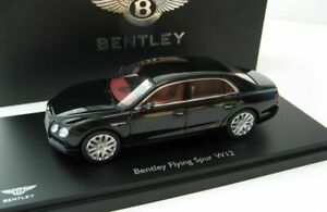Kyosho-1-43-Bentley-Flying-Spur-W12-Azul-Oscuro