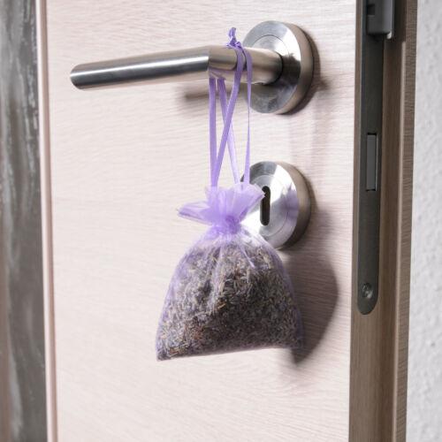 Gastgeschenk,14g Lavendelsäckchen Duftsäckchen,Organza Natürlicher Füllstoff