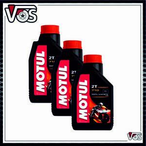 Olio-Motore-Moto-Motul-710-2T-3-LITRI-LT-100-Sintetico-MISCELA-SCOOTER-VESPA