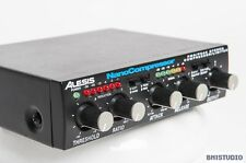 Alesis NanoCompressor, Stereo RMS / Peak, Compressor / Limiter, Vintage Analogue