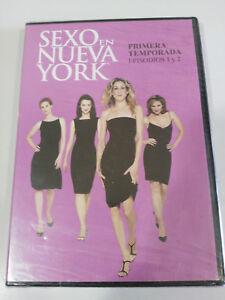 SEXO-EN-NUEVA-YORK-PRIMERA-TEMPORADA-EPISODIOS-1-Y-2-DVD-ESPANOL-ENGLISH-nuevo