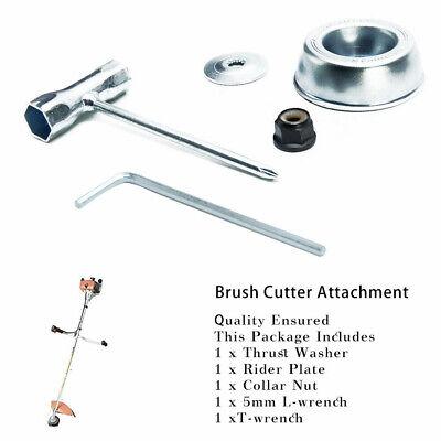 Thrust Washer, Rider Plate, Collar Nut, Wrench Ineedtech Blade ...