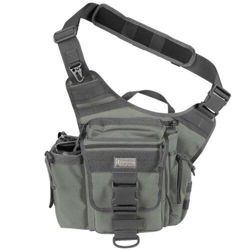 MAXPEDITION TACTICAL JUMBO VERSIPACK HUNTING SHOULDER BAG DAY PACK FOLIAGE GREEN