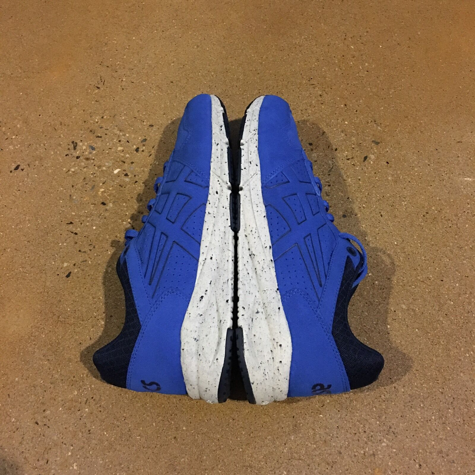 ASICS Shaw Runner Gel Size 8 US Men's Strong bluee Running shoes Sneakers