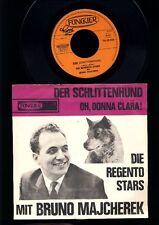 Die Regento Stars mit Bruno Majcherek - Der Schlittenhund 7 Inch Vinyl - HOLLAND