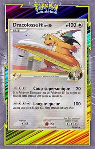 71//147 Carte Pokemon Neuve Française Negapi Platine:Vainqueurs suprêmes