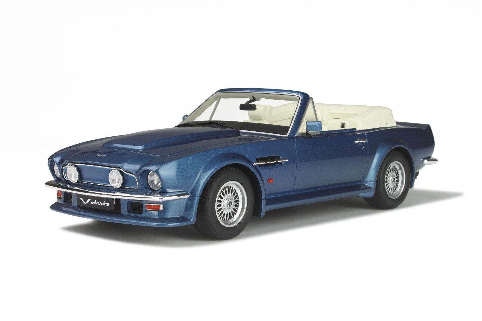 ASTON MARTIN v8 Vantage Volante  NOUVEAU  GT Spirit gt128  1 18
