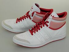New Women's ADIDAS TOPTEN HI SLEEK WHITE Shoes SIZE US 10 G16269