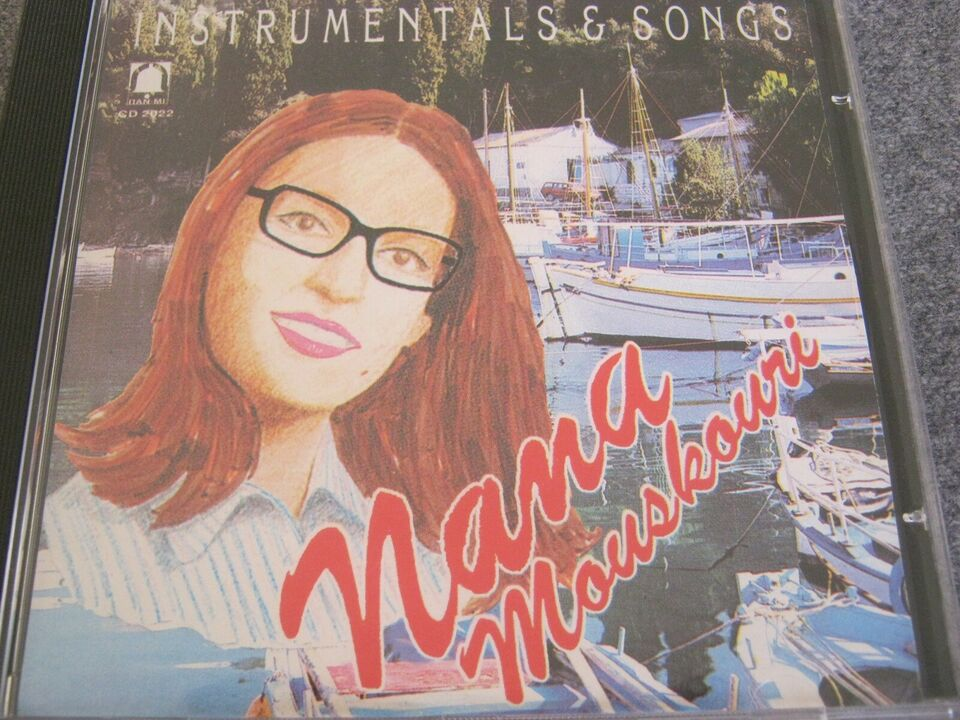 2 cd med Nana Mouskouri:: Return To Love, andet, andet