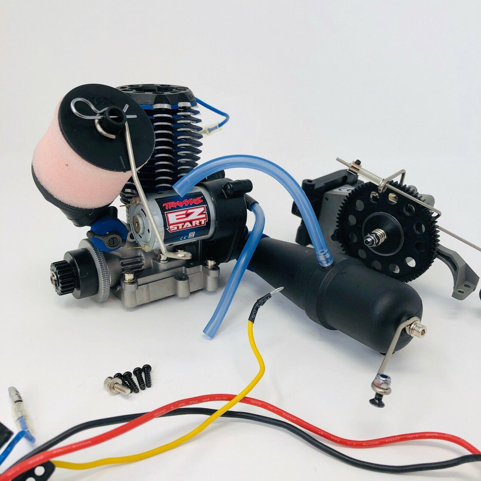 Traxxas Slash TRX 3.3 Nitro Motore-EZ START-EZ Inizio Harness-trasmissione