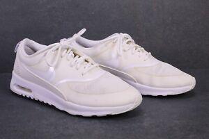 Details zu SB539 NIKE Air Max Thea Damen Sneaker Sportschuhe Trainers Gr. 38 Mesh weiß