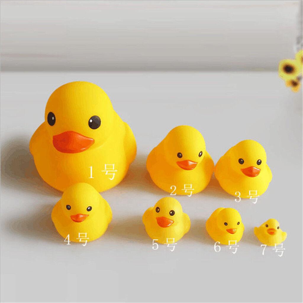 Baby Bathtub Pretend Play Educational Developmental Water Duck Animal Toy