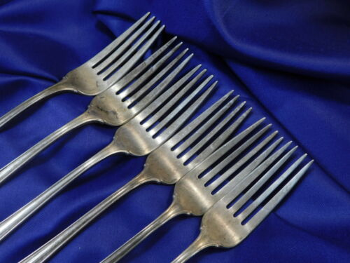 GOOD CONDITION S LUNT BEL CHATEAU STERLING SILVER PLACE FORK