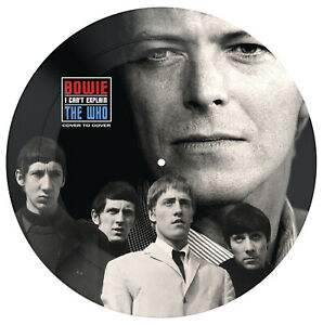 DAVID-BOWIE-VS-THE-WHO-039-COVER-TO-COVER-I-CANT-EXPLAIN-039-LTD-7-034-PICTURE-DISC-NEW