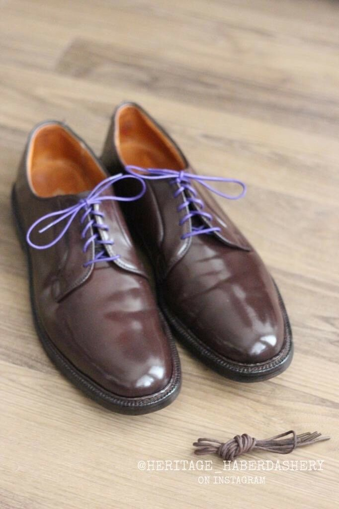 Alden #990 Color #8 Shell Cordovan Plain Toe Shoes Sz. Brothers 12  667 Brooks Brothers Sz. be46bc