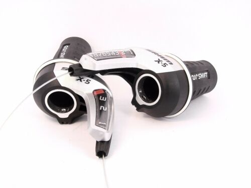 SRAM X5 Twist Shifter 3 8 24 speed with cable