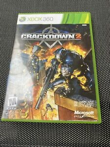 Crackdown 2 (Microsoft Xbox 360, 2010)