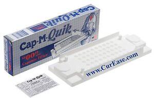 NEW-CAP-M-QUIK-Kit-SIZE-034-00-034-Quick-Filler-Capsule-Filling-Machine-W-O-Tamper