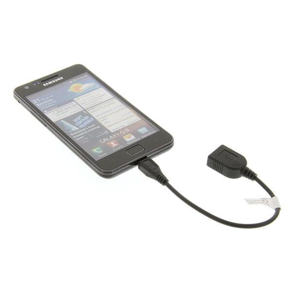 Adapterkabel für Samsung Galaxy Note USB Stick Adapter OTG