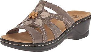 fbeb2100fb2 Clarks 26118396-366 Womens Lexi Myrtle Sandal (M)- Choose SZ Color ...