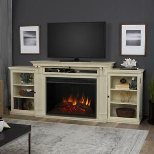Real Flame Tracey Grand Entertainment Unit Electric Fireplace