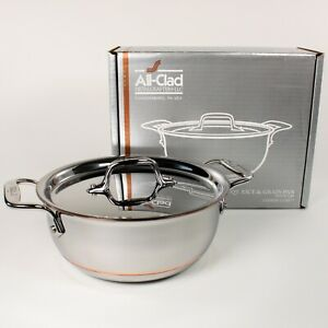 All-Clad-Copper-Core-2-5-Qt-Rice-and-Grain-Pan-with-Lid-5-Ply-Bonded-Bean-Pot