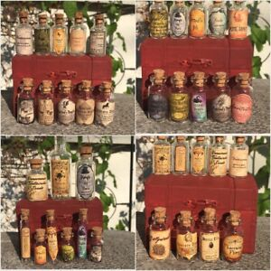 picture relating to Harry Potter Apothecary Labels Free Printable named Information and facts relating to LABELS Basically Halloween Small Apothecary Potion Bottles Harry Potter Bash Prop