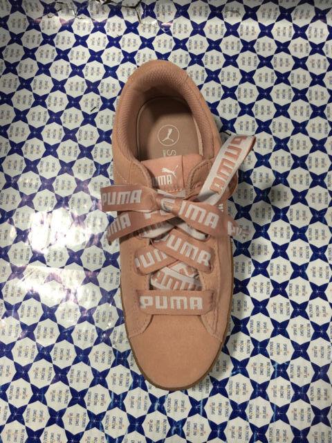 shoes Puma women women women - Vikky Platform Ribbon Bold - pink - 365314 517f7b
