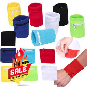 Wrist-Wallet-Pouch-Band-Zipper-Running-Travel-Gym-Cycling-Safe-Sport-Bag