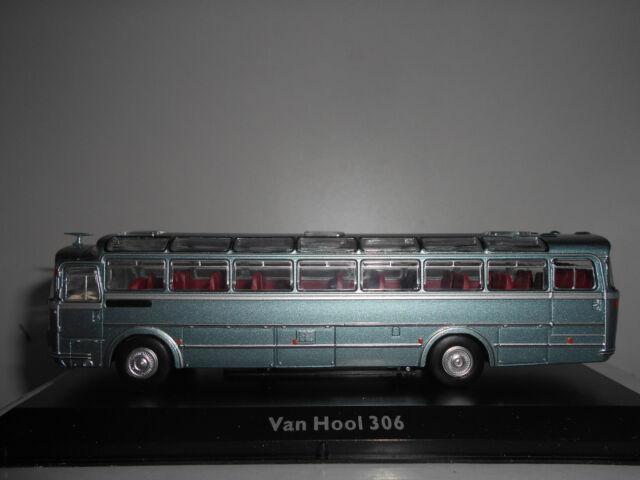 VAN HOOL 306 BUS COLLECTION #117 PREMIUM ATLAS 1:72