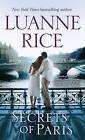 Secrets of Paris by Luanne Rice (Paperback / softback)