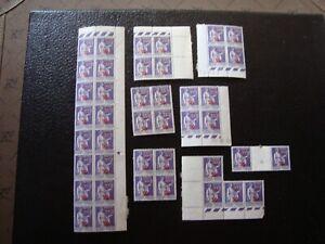France-Stamp-Yvert-Tellier-N-478-x42-40-N-MNH-2-N-MH-Coin-Date-MH-Z23