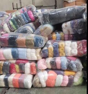 5kg-KNITTING-WOOL-acrylic-cotton-polyester-dk-chunky-YARN-JOBLOT
