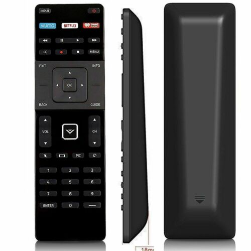 Brand New Original Vizio XRT122 TV Remote with XUMO//Netflix//IHeartRadio keys
