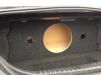 Vented Sub Box Subwoofer Enclosure for a Mazda RX8 RX-8 Custom Ported