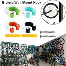 Small Bicycle Rack Storage Buckle Wall Mount Hook Parking Rack Road MTB Bike OK
