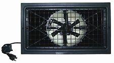 Power Blades 300 CFM + Crawlspace Fan / Foundation Vent Fan / Exhaust Fan