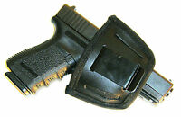 Leather Concealed Gun Holster For Charter Arms 40 Pitbull And 44 Special Bulldog