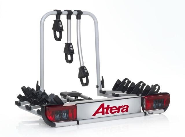 ATERA Strada Sport M3 - AHK Heckträger für 3 Räder / E-Bikes - Art.Nr. 022685