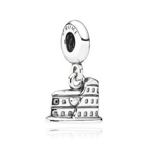 Details about * Authentic Pandora Colosseum 791079 Rome Italy Charm