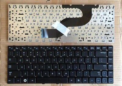 Keyboard For SAMSUNG NP-RC410 NP-RV410 NP-RV411 NP-RV415 NP-RV420 US Black