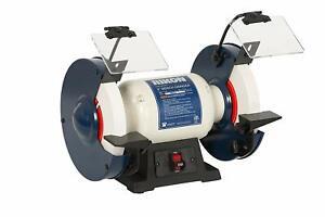 "RIKON Professional Power Tools 8"" Slow Speed Bench Grinder, 80-805"