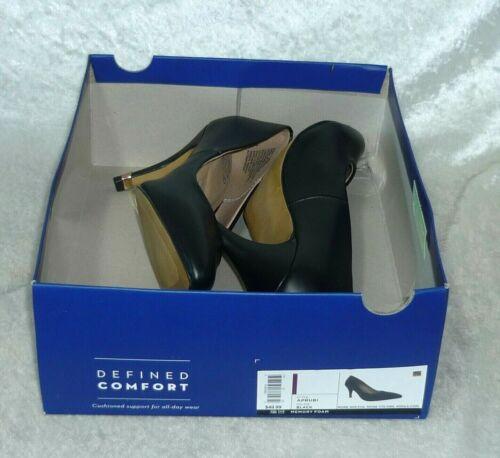 8.5 10 Black 9 Rubi Women/'s Stiletto High Heels Shoes size 8 NEW Apt