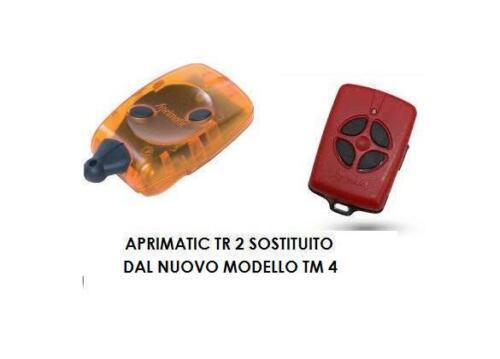 TELECOMANDO RADIOCOMANDO APRIMATIC TR 2 ORIGINALI