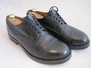 Top Condition 39 Officine Dans Creative 449 Hommes Np Uk Chaussures 6 Noir xwfp74qR0